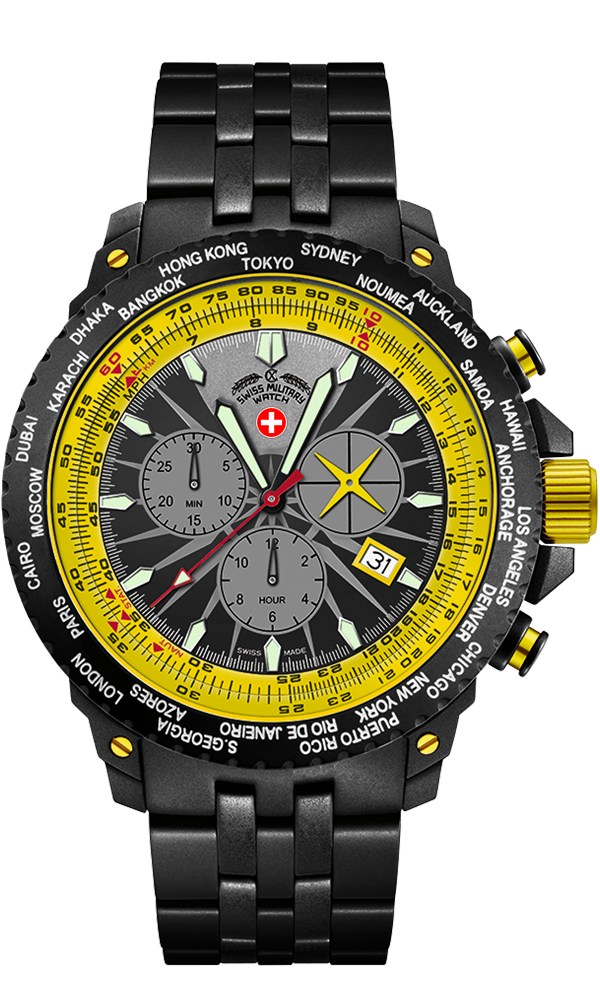 Hurricane Worldtimer 2478